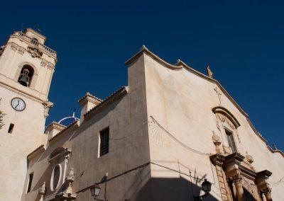Iglesia Santos Juanes de Catral