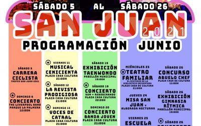 Programación San Juan 2021 Catral